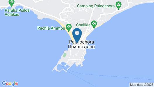 Pal Beach Map