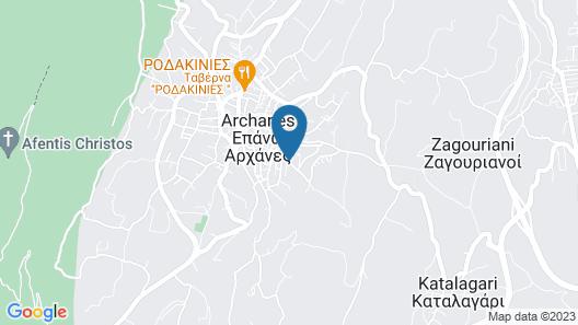 Villa Archanes Map