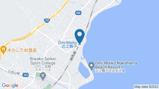 The Gran Resort Ohmimaiko Map