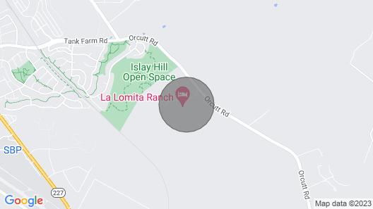 The Hacienda at La Lomita Ranch Map
