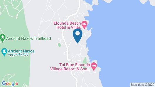 Elounda Breeze Resort - All Inclusive Map
