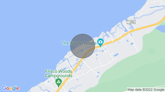 Soundfront Frisco- Private Beach, Pool, Hot Tub, & Elevator! Map