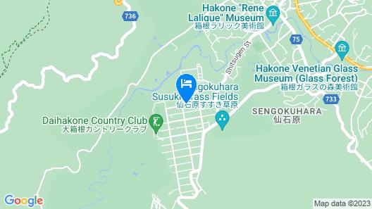 Hakone Fuga Map