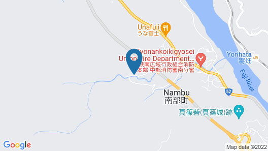 Hotel & Coworking Space GOBANCHI Map