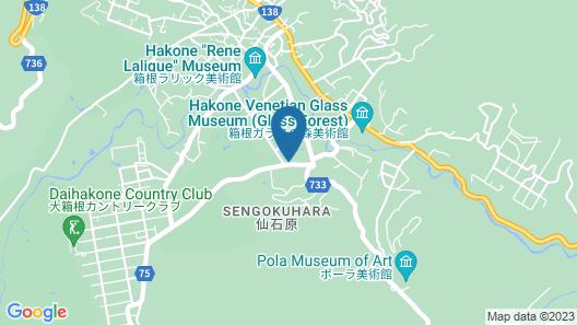 Re Cove Hakone Map