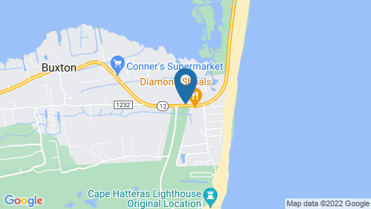 Hatteras Island Inn Map