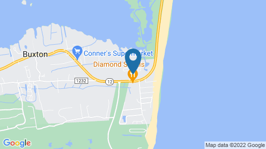 Swell Motel Map