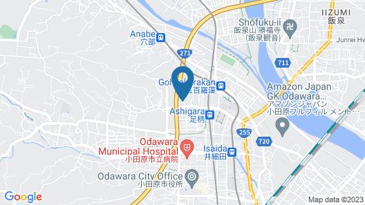 Hotel Florence Odawara Map