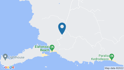 Elafonisi Resort by Kalomirakis Family Map