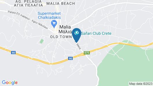 Anna Maria Map