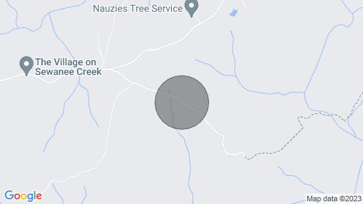 Tentrr Signature Site - Cove Creek Forest Map