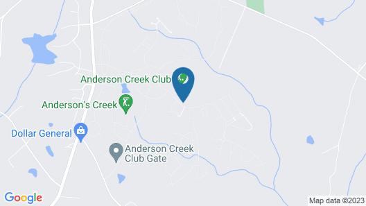 Anderson Creek Suites Map
