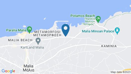 Babalogo Apartments Map