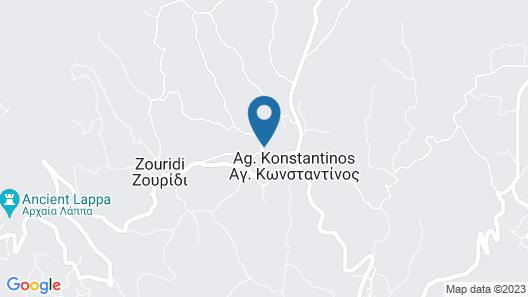 Artos Apartments Map