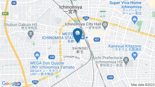 Silk Hotelaichi Map