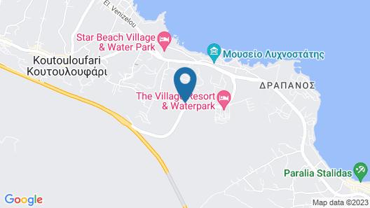 Aroma Villas Map