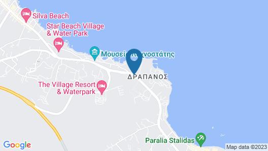 Okirroi Villas Map