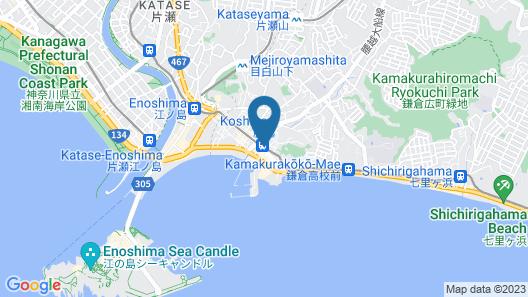 Akitaya Annex Map