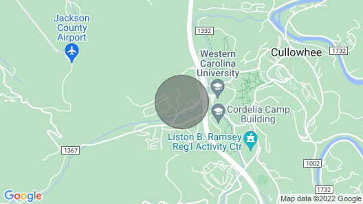 Private Studio Apartment with Easy Walk to WCU Map