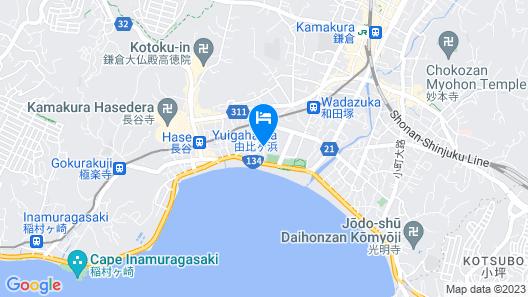 WeBase Kamakura Map