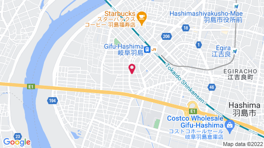 Hotel KOYO Map