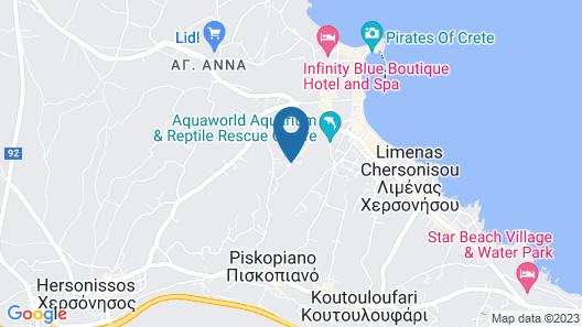 Porto Village Map