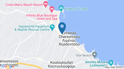 Semes Luxury Apartments by Checkin Map
