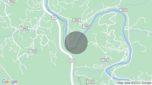 Riverside Casa near WCU & Downtown Sylva! Map