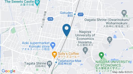 8 Antiques/ ! Map