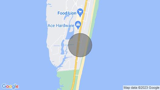Sea Lady - Dazzling 4 Bedroom Semi-oceanfront Home in Avon Map