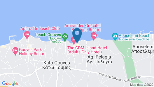 The Island-Adults Only Map