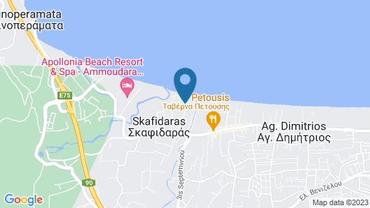 Dessole Dolphin Bay Resort – All Inclusive Map