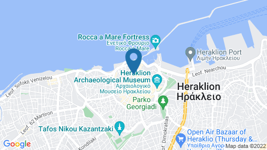 So Young Hostel Map