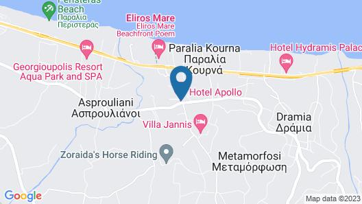 Apollo Hotel I Map
