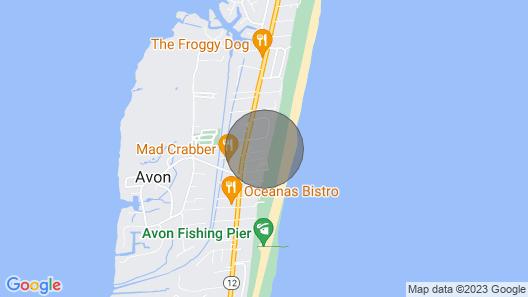 ?custom Avon Home w/ Ocean Views + Private Pool, hot Tub, & More? Map