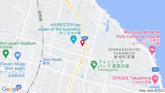 Racine Home Harie Map