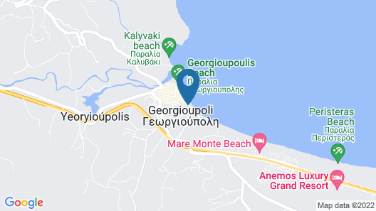 Mare Boutique - Adults Only Map