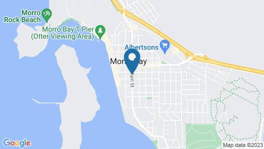 Morro Crest Inn Map