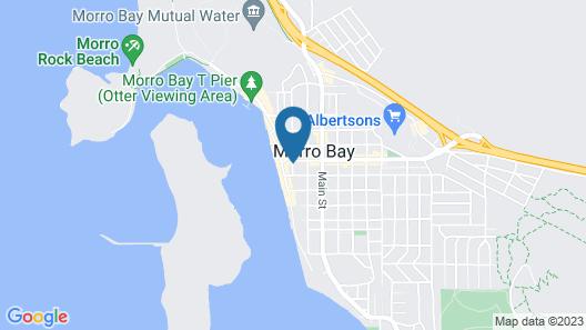 The Landing at Morro Bay Map