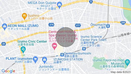 4 Bedrooms Maximum 7 People Secure Private Space / Izumo Shimane Map