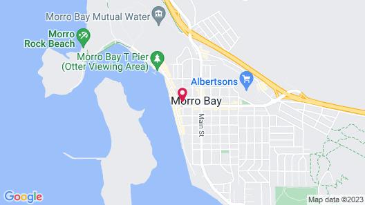 Blue Sail Inn Map