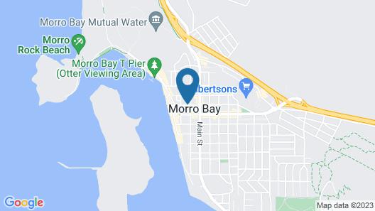 Pleasant Inn Map