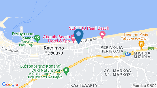 Calmare Map