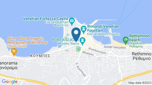 Daria's Home Map