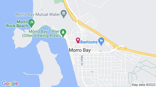La Serena Inn Map