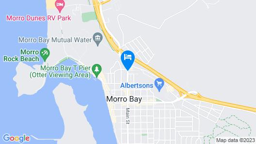 Masterpiece Hotel Map