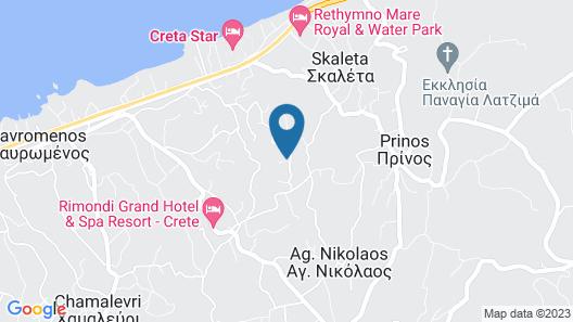 Arkadi Hills Estate Map