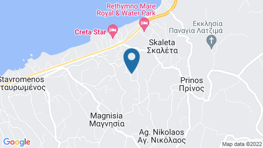 Amarlia Villa Map
