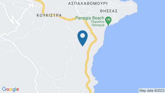Villa Ocean Map