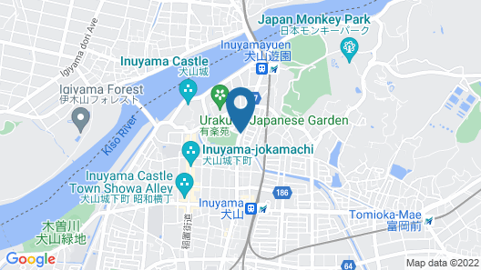 Inuyama Modern Room Map